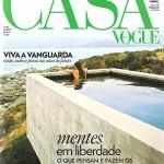Capa da Casa Vogue