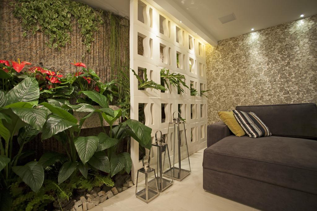 Veja ambiente com a linha Cobogó Nuance na Casa Design Niterói 2013 Blog Solarium