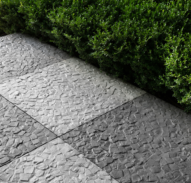 A linha Lisboa é antiderrapante, superando problemas da pedra original, mas mantendo a sua beleza