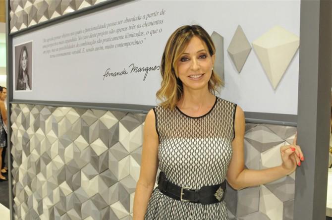 Fernanda Marques e a linha Synapsis da Solarium