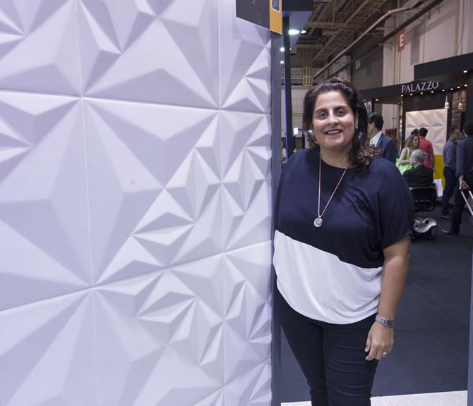 Ana Maldonado assina as linhas Ruído e Denali da Solarium