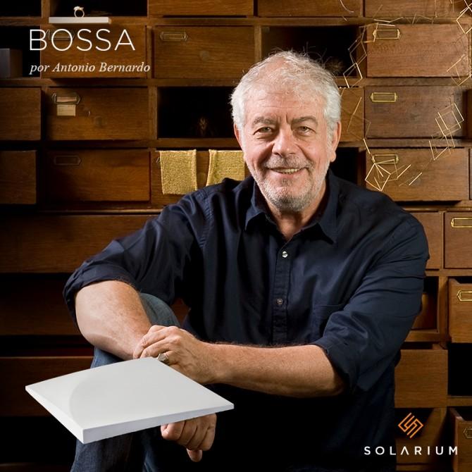 Linha Bossa, lançamento da Solarium, assinada por Antonio Bernardo