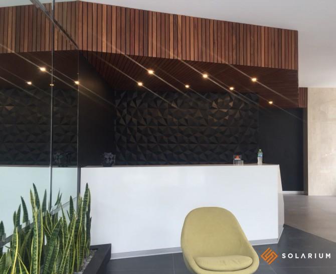 Linha Synapsis em projeto residencial no Peru