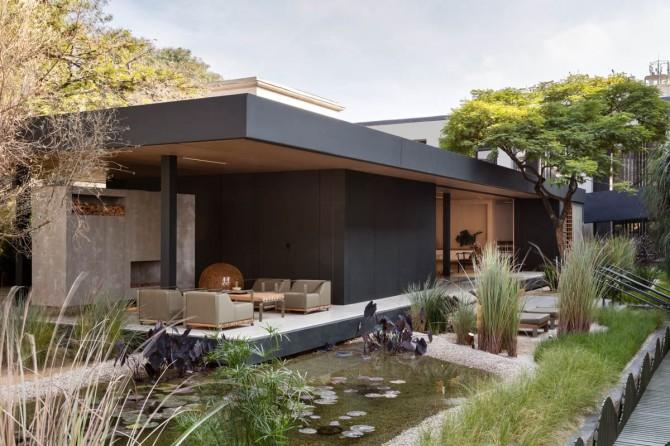 Casa SysHause de Arthur Casas na Casa Cor São Paulo com linha Basic