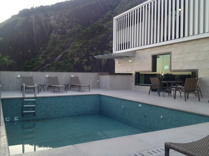 Linhas Wave e Classic no Mirador Rio Copacabana Hotel