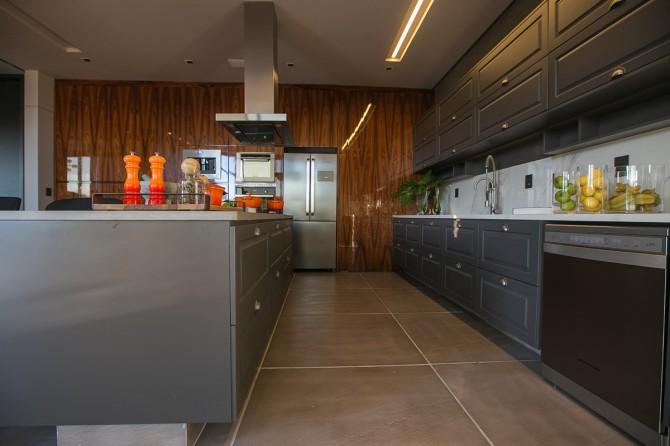 Projeto residencial com NewRock