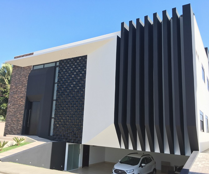 linha flake por studio fabrizzio bravin arquitetura