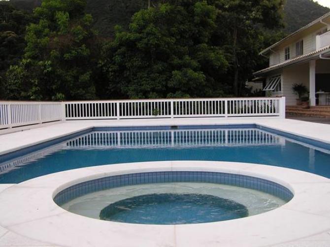 Piso Classic em residência no Rio de Janeiro